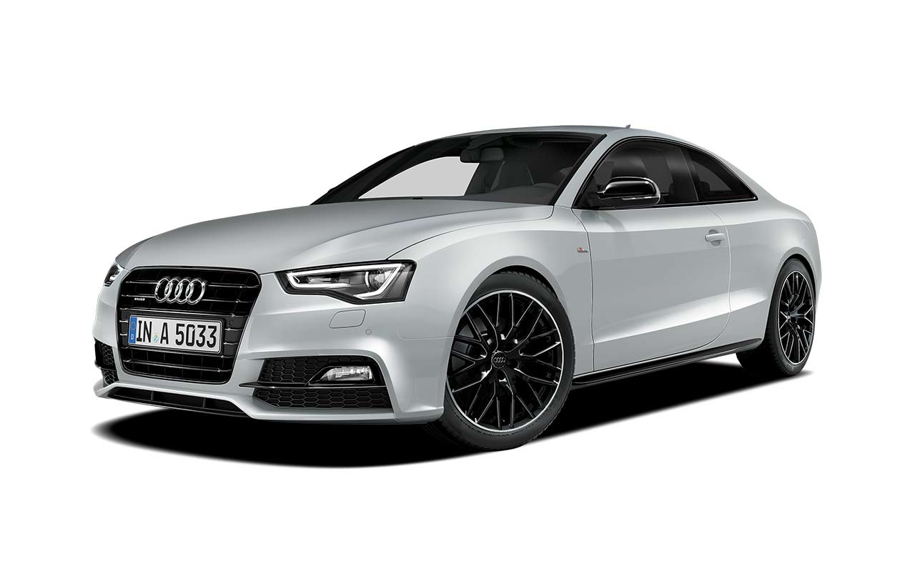 Audi a5 coupe video gallery